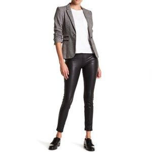 Blank NYC Faux Leather Pull-On Leggings